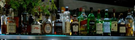 the bar at Orson